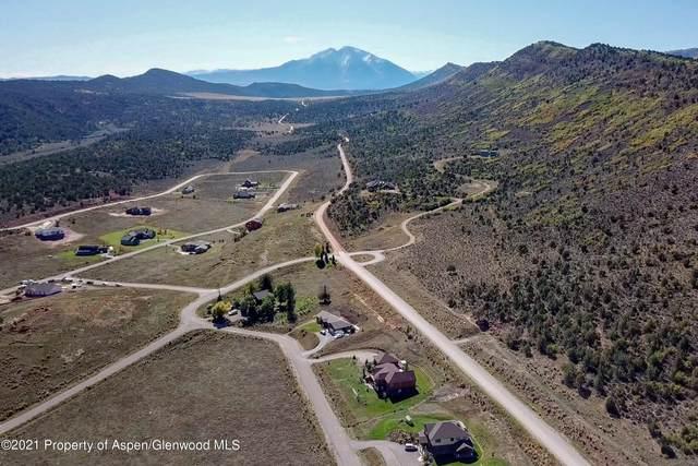 Lot 63 Hidden Valley Drive, Glenwood Springs, CO 81601 (MLS #172185) :: Aspen Snowmass | Sotheby's International Realty