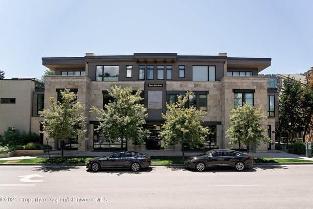 625 E Main Street 101 & 102, Aspen, CO 81611 (MLS #172242) :: Western Slope Real Estate