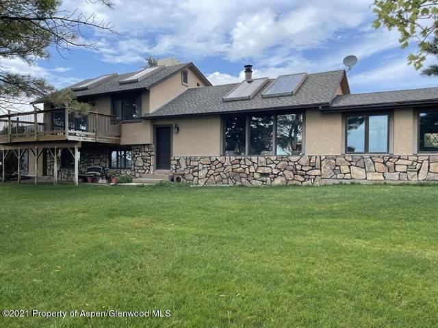 1249 250 County Rd, Silt, CO 81652 (MLS #172246) :: The Weber Boxer Group | Douglas Elliman