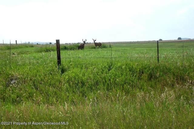 TBD County Road 43, Meeker, CO 81641 (MLS #172254) :: Roaring Fork Valley Homes