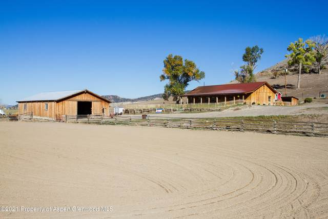 1335 County Road 36, Meeker, CO 81641 (MLS #172259) :: Roaring Fork Valley Homes