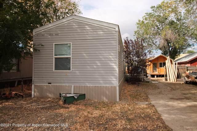 348 Rose Street, Craig, CO 81625 (MLS #172300) :: Aspen Snowmass | Sotheby's International Realty