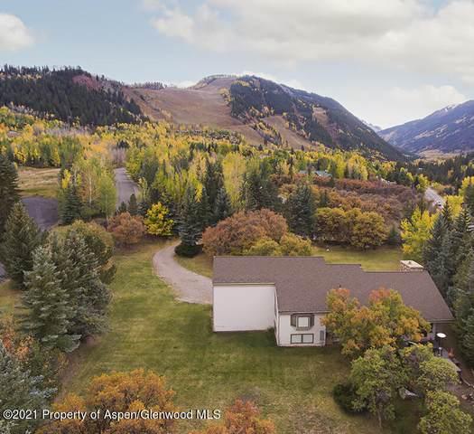 40 Glen Eagles Drive, Aspen, CO 81611 (MLS #172316) :: Aspen Snowmass | Sotheby's International Realty