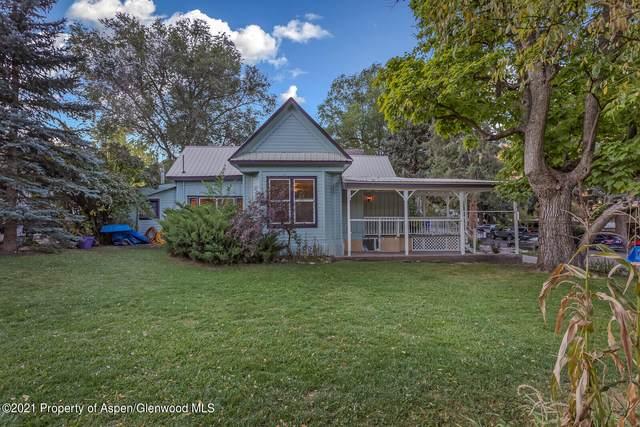 1106 Colorado Avenue, Glenwood Springs, CO 81601 (MLS #172328) :: Aspen Snowmass | Sotheby's International Realty