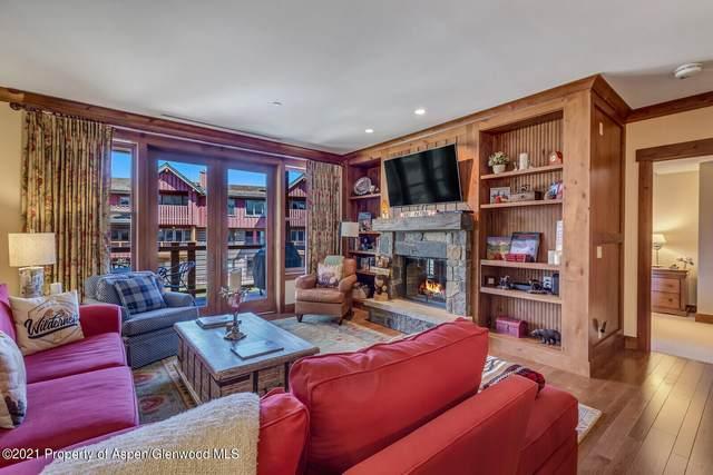 106 Clubhouse Drive #181, Snowmass Village, CO 81615 (MLS #172335) :: The Weber Boxer Group | Douglas Elliman