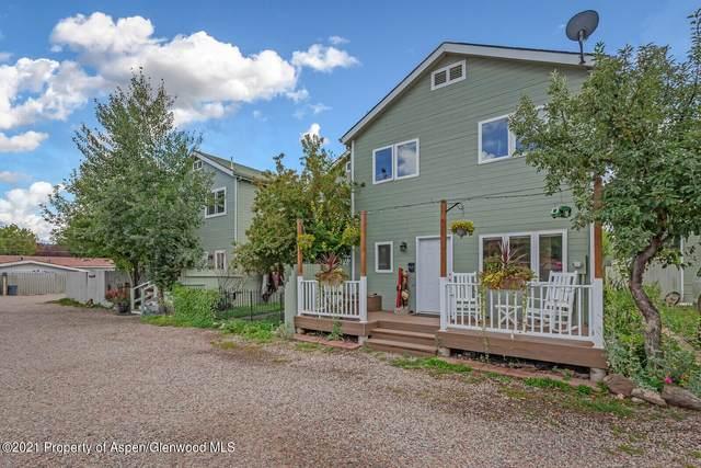 360 S 8th Street, Carbondale, CO 81623 (MLS #172340) :: The Weber Boxer Group | Douglas Elliman