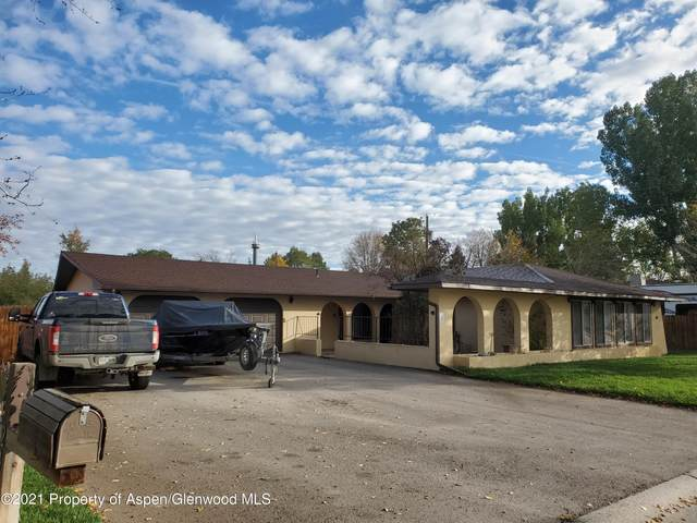 2415 W 3rd Street, Craig, CO 81625 (MLS #172342) :: Roaring Fork Valley Homes