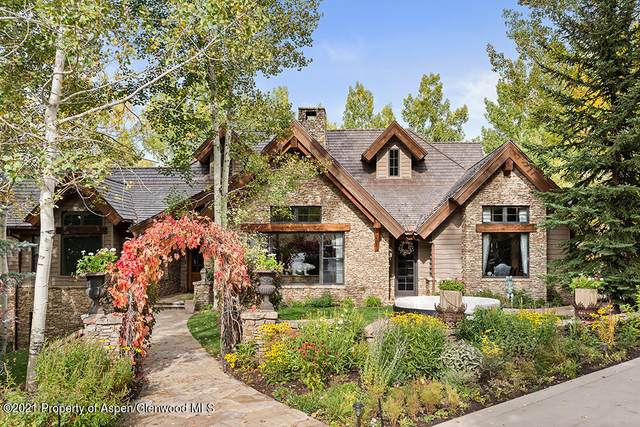 18 Cascade Lane, Aspen, CO 81611 (MLS #172345) :: Western Slope Real Estate