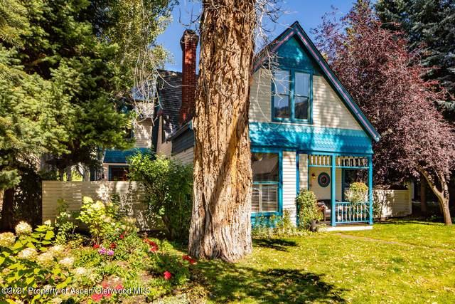 214 W Bleeker Street, Aspen, CO 81611 (MLS #172353) :: Aspen Snowmass | Sotheby's International Realty