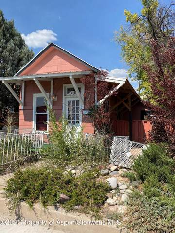 124 W 3RD, Rifle, CO 81650 (MLS #172359) :: Roaring Fork Valley Homes