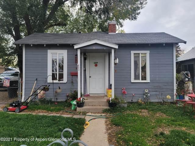 652 Tucker Street, Craig, CO 81625 (MLS #172361) :: Roaring Fork Valley Homes
