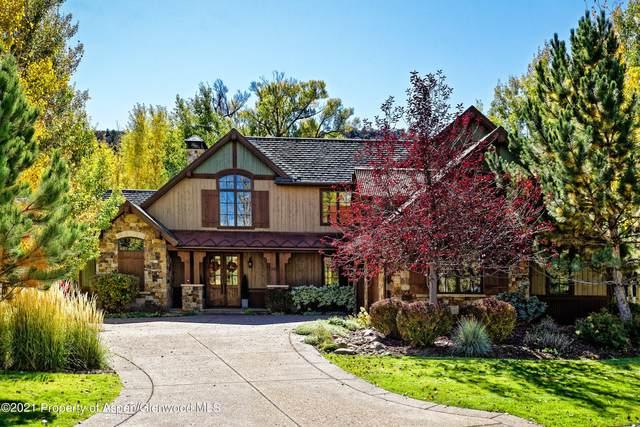 20 Choke Cherry Court, Carbondale, CO 81623 (MLS #172372) :: The Weber Boxer Group | Douglas Elliman