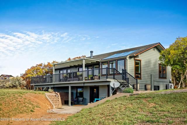 57 Basalt Mountain Drive, Carbondale, CO 81623 (MLS #172401) :: The Weber Boxer Group | Douglas Elliman