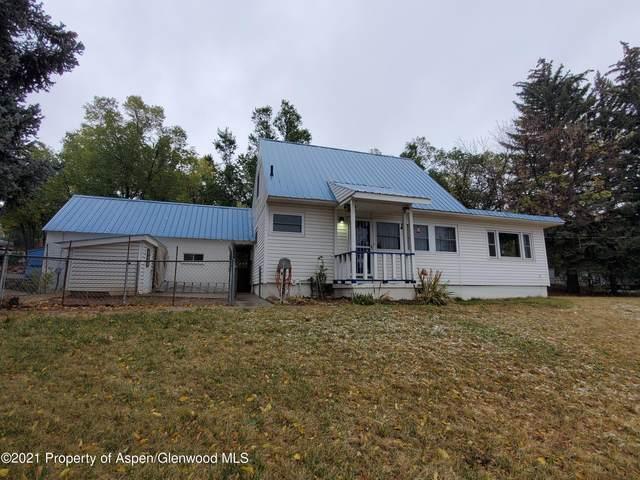 855 Barclay Street, Craig, CO 81625 (MLS #172403) :: Roaring Fork Valley Homes