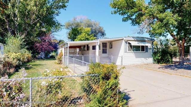 535 Sunrise Drive, Grand Junction, CO 81504 (MLS #172416) :: Aspen Snowmass | Sotheby's International Realty