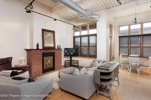 231 Robinson Street #204, Basalt, CO 81621 (MLS #172431) :: The Weber Boxer Group | Douglas Elliman