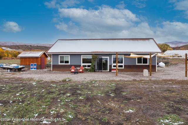 7004 County Road 312, New Castle, CO 81647 (MLS #172436) :: Roaring Fork Valley Homes