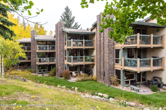 855 Carriage Way #107, Snowmass Village, CO 81615 (MLS #172437) :: Roaring Fork Valley Homes