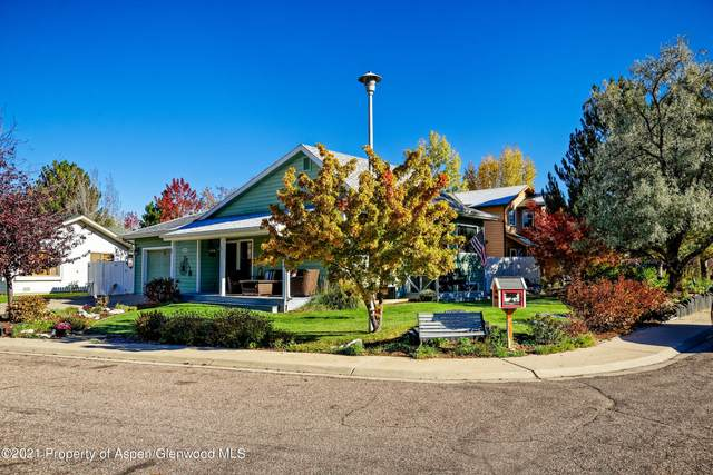 1628 Defiance Drive, Carbondale, CO 81623 (MLS #172442) :: Roaring Fork Valley Homes