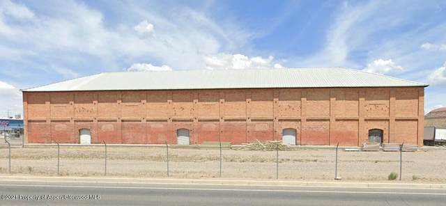 1101 Kimball Avenue, Grand Junction, CO 81501 (MLS #172488) :: The Weber Boxer Group   Douglas Elliman