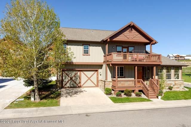 299 White Horse Drive, New Castle, CO 81647 (MLS #172493) :: The Weber Boxer Group | Douglas Elliman