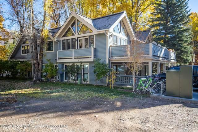 605 W Main Street A, Aspen, CO 81611 (MLS #172512) :: Aspen Snowmass | Sotheby's International Realty