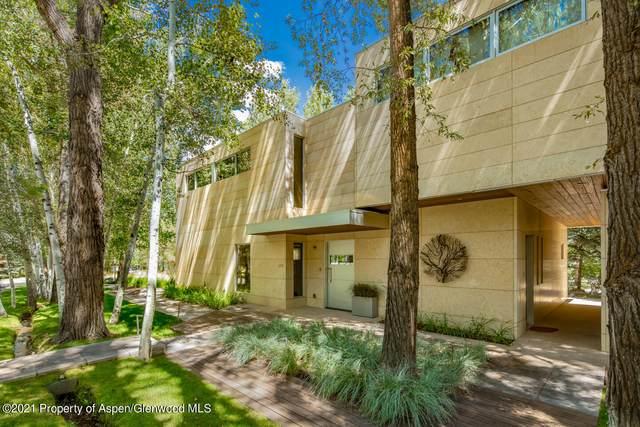604 N Eight Street, Aspen, CO 81611 (MLS #172532) :: Aspen Snowmass   Sotheby's International Realty
