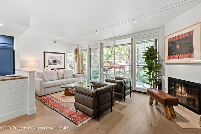 800 E Hopkins Avenue A4, Aspen, CO 81611 (MLS #172533) :: Aspen Snowmass   Sotheby's International Realty