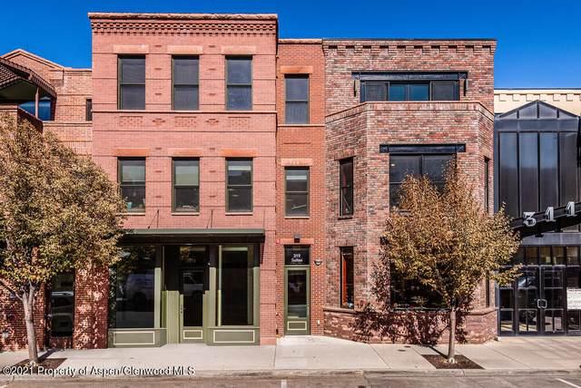 319 Main Street Unit 301, Carbondale, CO 81623 (MLS #172537) :: Aspen Snowmass   Sotheby's International Realty