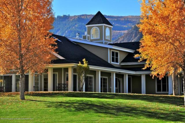 1088 Hooks Spur Road, Basalt, CO 81621 (MLS #118810) :: McKinley Sales Real Estate