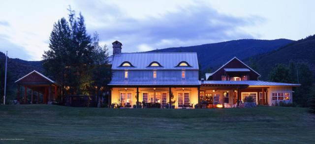 1060 Little Woody Creek Road, Woody Creek, CO 81656 (MLS #137957) :: McKinley Sales Real Estate