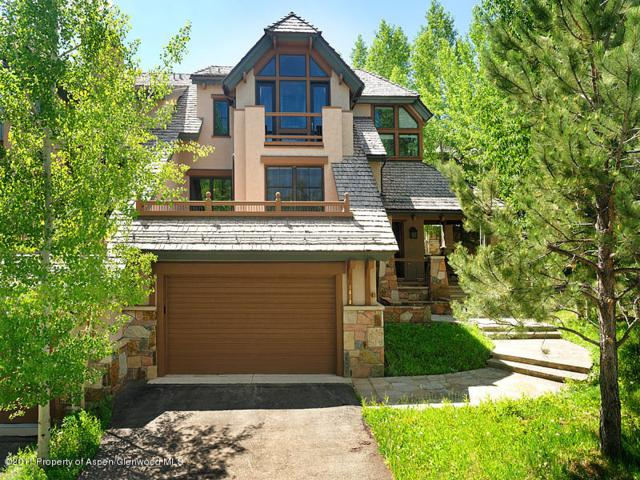 1018 Burnt Mountain Drive #18, Snowmass Village, CO 81615 (MLS #139221) :: McKinley Sales Real Estate