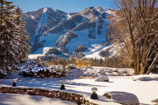 109 Willoughby Way, Aspen, CO 81611 (MLS #139844) :: McKinley Sales Real Estate