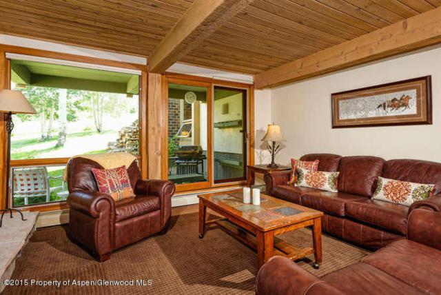 855 Carriage Way Trails #102, Snowmass Village, CO 81615 (MLS #139930) :: McKinley Sales Real Estate