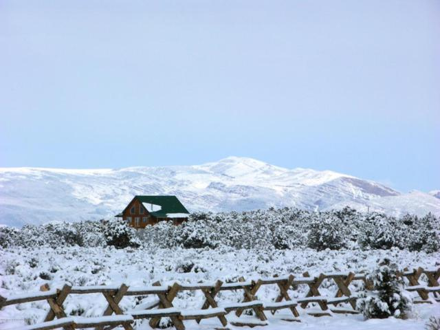 9000 County Rd 10, Maybell, CO 81640 (MLS #140237) :: McKinley Real Estate Sales, Inc.