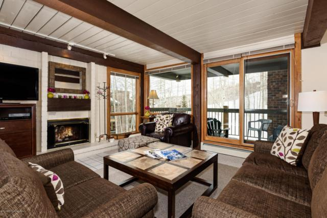 855 Carriage Way Slope #201, Snowmass Village, CO 81615 (MLS #142591) :: McKinley Sales Real Estate
