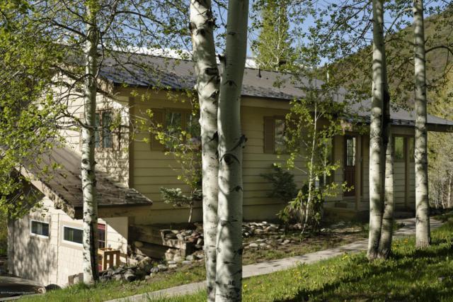 84 Lemond Place, Snowmass Village, CO 81615 (MLS #143703) :: McKinley Real Estate Sales, Inc.