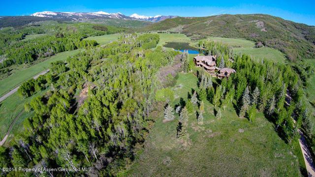 1500 Owl Creek Ranch Road, Aspen, CO 81611 (MLS #144568) :: McKinley Sales Real Estate