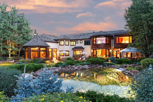 73 Hideaway Lane, Aspen, CO 81611 (MLS #145673) :: McKinley Real Estate Sales, Inc.