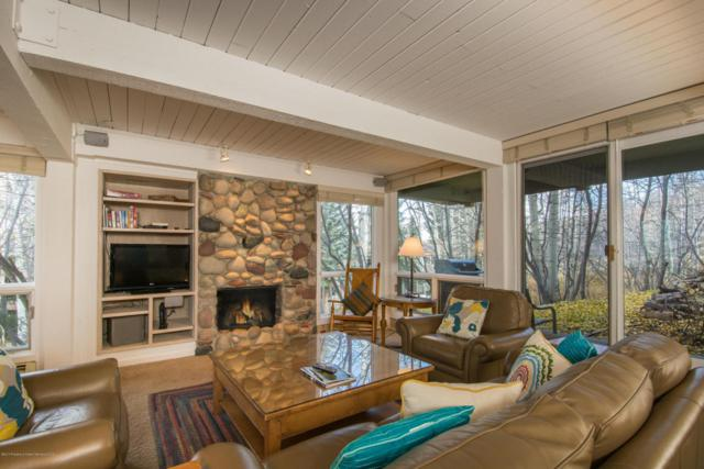 855 Carriage Way Leaf 101, Snowmass Village, CO 81615 (MLS #146390) :: McKinley Sales Real Estate