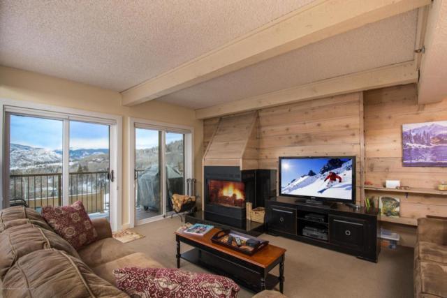 55 Upper Woodbridge Road J-4, Snowmass Village, CO 81615 (MLS #146915) :: McKinley Sales Real Estate