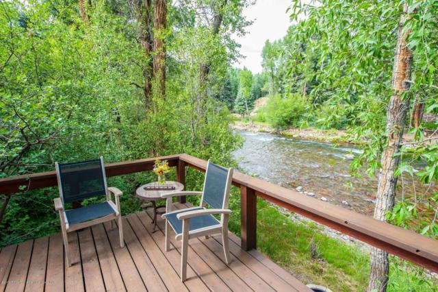 428 Woods Road, Woody Creek, CO 81656 (MLS #146929) :: McKinley Sales Real Estate