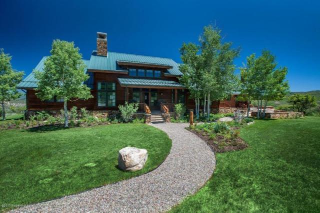 227 Sage Rim Circle, Basalt, CO 81621 (MLS #148028) :: McKinley Sales Real Estate