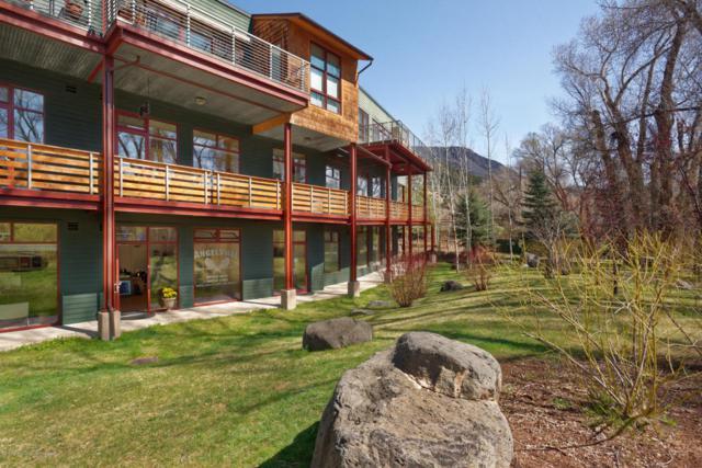 231 Midland Avenue #102, Basalt, CO 81621 (MLS #148425) :: McKinley Sales Real Estate