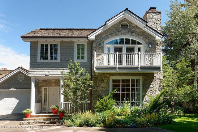 1470 Sierra Vista Drive, Aspen, CO 81611 (MLS #149121) :: McKinley Real Estate Sales, Inc.