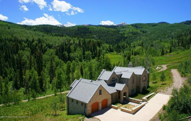 6889 Capitol Creek Road, Snowmass, CO 81654 (MLS #149134) :: McKinley Real Estate Sales, Inc.