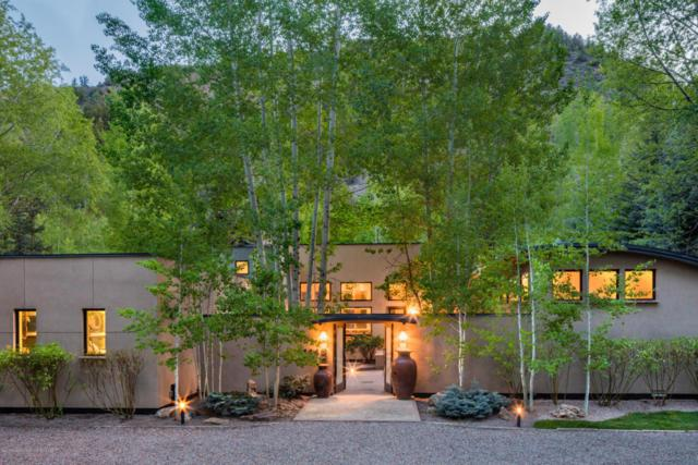 1445 Red Butte Drive, Aspen, CO 81611 (MLS #149313) :: McKinley Sales Real Estate
