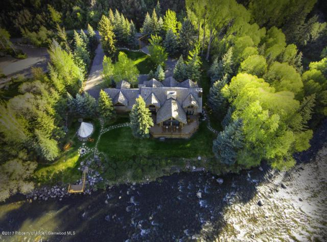 770 Twining Flats Road, Aspen, CO 81611 (MLS #149507) :: McKinley Sales Real Estate