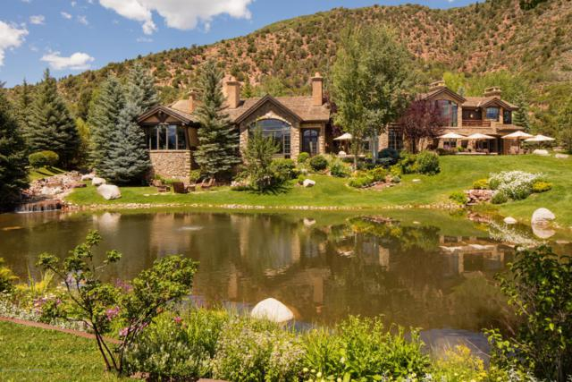 120 Running Mare Road, Woody Creek, CO 81656 (MLS #149587) :: McKinley Real Estate Sales, Inc.