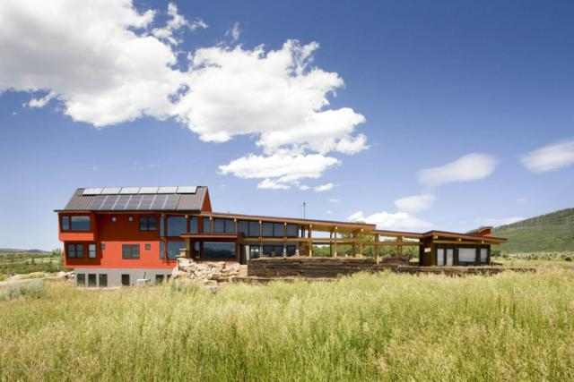 280 Blue Creek Trail, Carbondale, CO 81623 (MLS #149733) :: McKinley Sales Real Estate